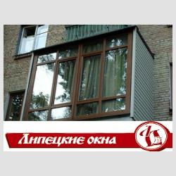 Фото окон от компании Липецкие окна